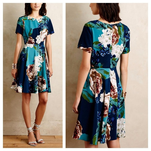 de6eb53cb027f Anthropologie Dresses & Skirts - Corey Lynn Calter Anthropologie Paeonia  Dress